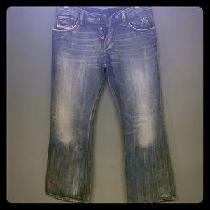 Diesel Jeans 33W 33L